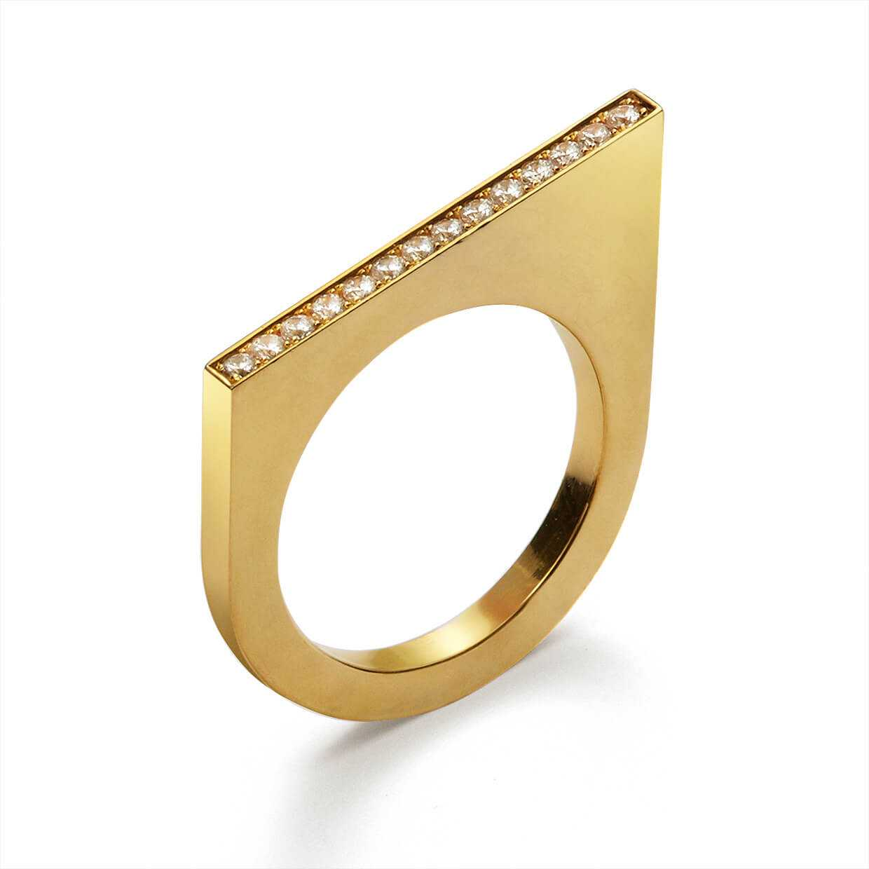 Fine Shapes Ring